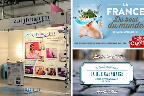 Zen Hydro Fit - Foire de Caen 2017
