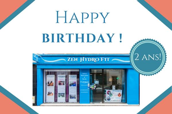 2 ans Zen Hydro Fit